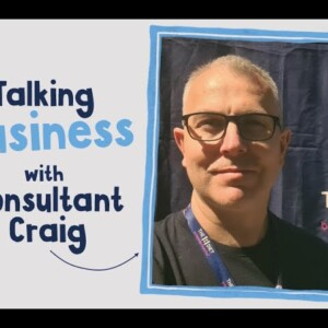 A day in the life of a Consultant with Craig