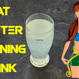 STRONGEST BELLY FAT BURNER DRINK Lose 10Kg In 15 Days | Coriander Weight Loss Drink