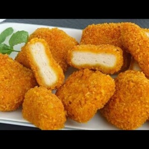 Nuggets || how to make chicken nuggets || KFC style nuggets