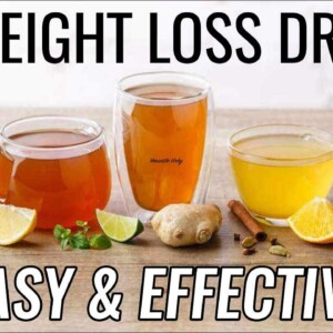 10 Weight Loss Drink To Lose Weight Fast | 100% Natural Drinks For Extreme Weight Loss