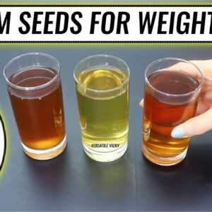Carom Seeds For Weight Loss | How To Use Ajwain Seeds To Lose Weight | Ajwain Water For Weight Loss