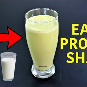Weight Loss Protein Shake | Make A Protein Shake Without Protein Powder!