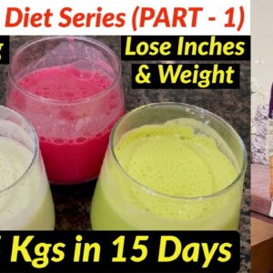 Probiotics - Morning Weight Loss Drinks | Lose 5 Kgs in 15 Days | Diabetes/PCOS/Thyroid Drinks