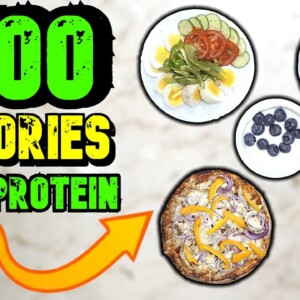 1500 Calorie Meal Plan | Super High Protein Diet For Fat Loss